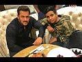 Salman Khan Inaugrates Dubai's Richest Kid Rashed Belhasa AKA Money Kicks Driving School