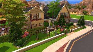 Les Sims 4 - Maison Fleurie par S4 Immobilier