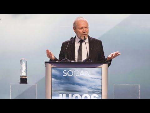 Gary Slaight Receives the Humanitarian Award | The JUNO Gala Dinner & Awards