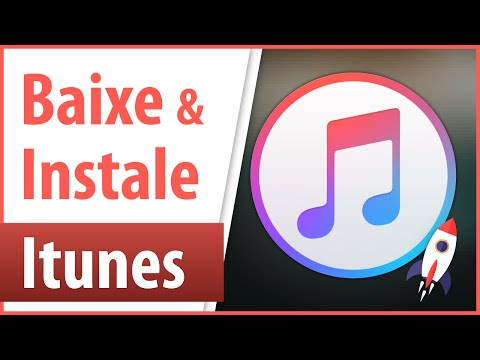 Como Baixar e Instalar Itunes no PC 2016/2017 para Windows 10/8/8.1/7 - 64/32 Bits