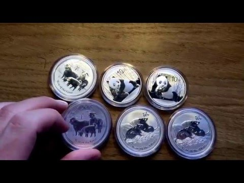 Premium Silver Bullion Unboxing! + Gold bullion sale ALERT