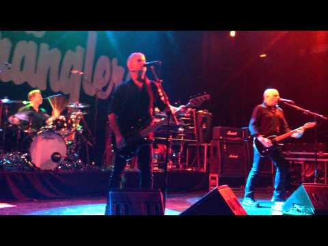 The Stranglers - Live - Nice and Sleazy - 1st April 2014 - Barts - Barcelona