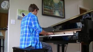 Coldplay: Lost (Elliott Spenner Piano Cover)