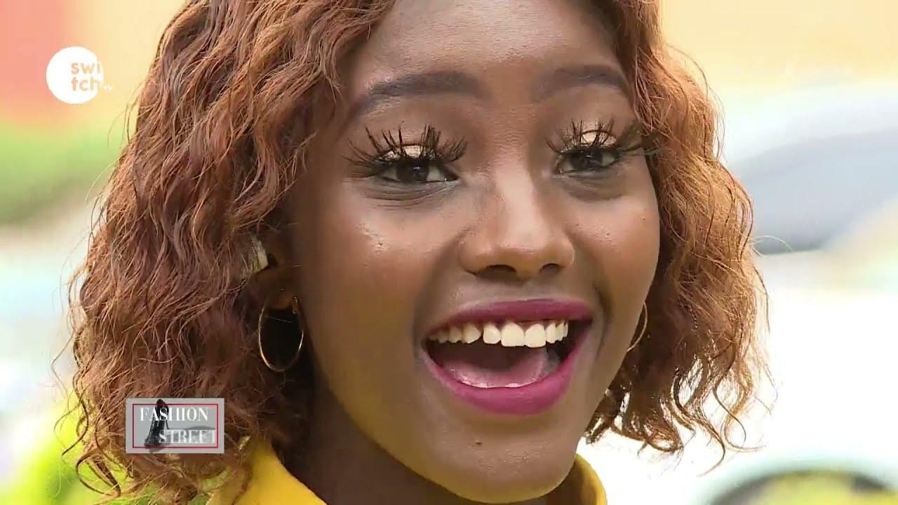 Its okay to say you inspire yourself | Meet model/ artist, Wambui Katee on Fashion Street