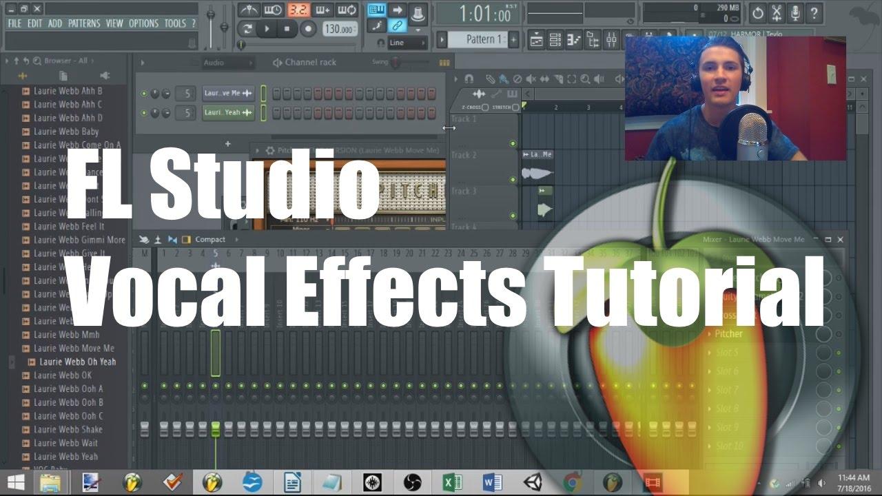 fl studio vocal effects tutorial radio effect zhu faded vocals youtube. Black Bedroom Furniture Sets. Home Design Ideas