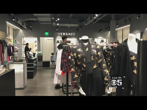 Employee Says Versace Outlet In Livermore Racially Profiled Black Shoppers