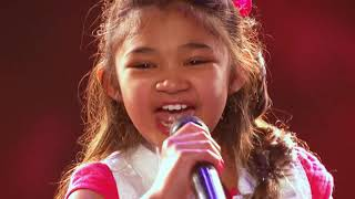 Angelica Hale 9 Year Old Earns Golden Buzzer From Chris Hardwk  USA & 39;s Got Talent 2017