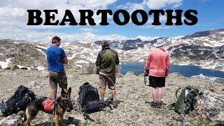 Backpacking the Beartooths: A 4 Day Trip on Montana's Beartooth Plateau