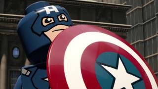 LEGO Marvel's Avengers NEW Trailer - PC PS4 PS3 XO X360 WiiU 3DS