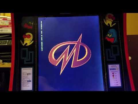 Pacman Arcade1up mod from Retro Arcade Corner