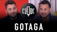 Gotaga chez Clique - CANAL+