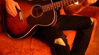 Клубняк на акустической гитаре(, 2012-12-30T09:24:09.000Z)
