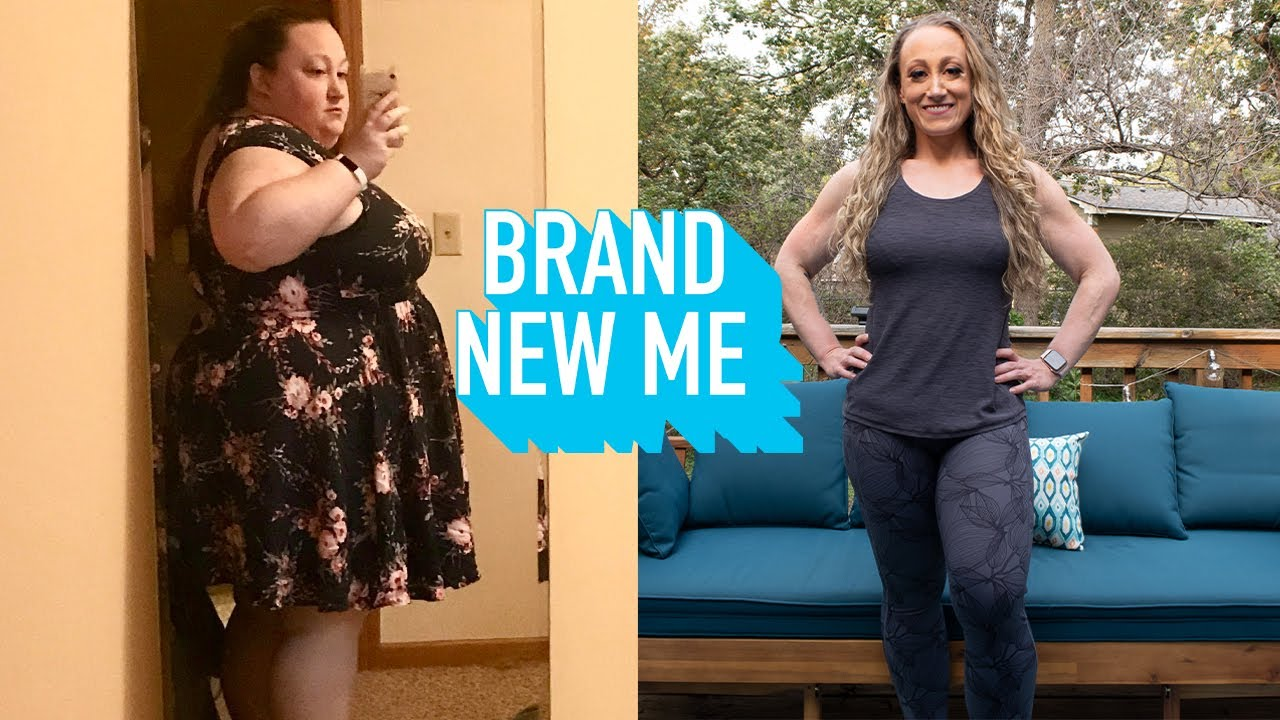 A Selfie Made Me Lose 220lbs | BRAND NEW ME