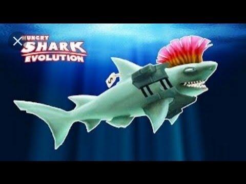 Хандри шарк 1 серия новые акулы ледяной мир