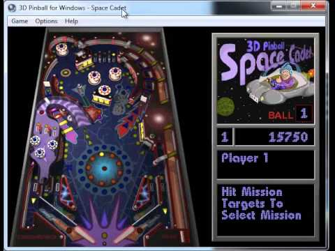 Space Cadet Windows Pinball   Edited Sounds