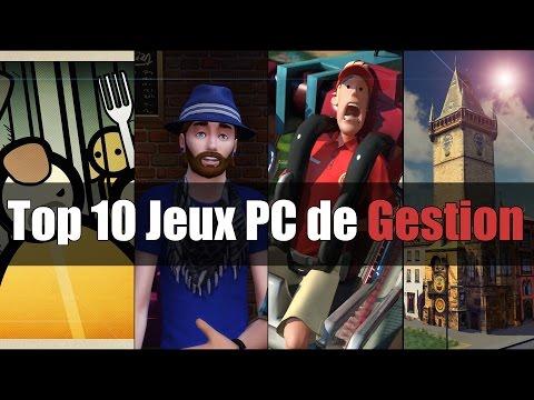 Top 10 des jeux de Gestion sur PC