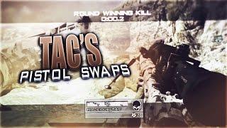 TAC's Pistol Swaps