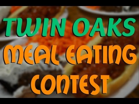 Meal Eating Contest (Twin Oaks High School ASB)