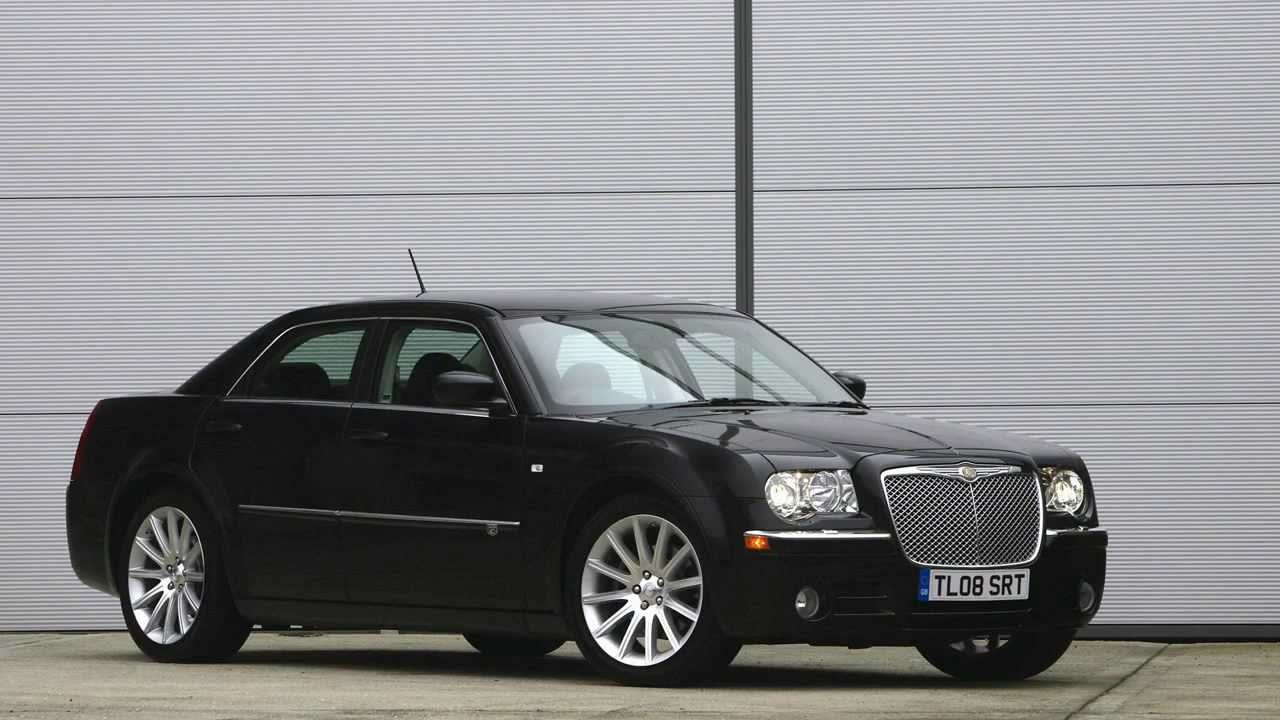 chrysler 300c srt uk version 2008 youtube. Black Bedroom Furniture Sets. Home Design Ideas