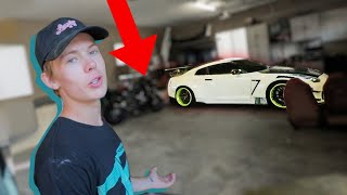 I crashed my car...