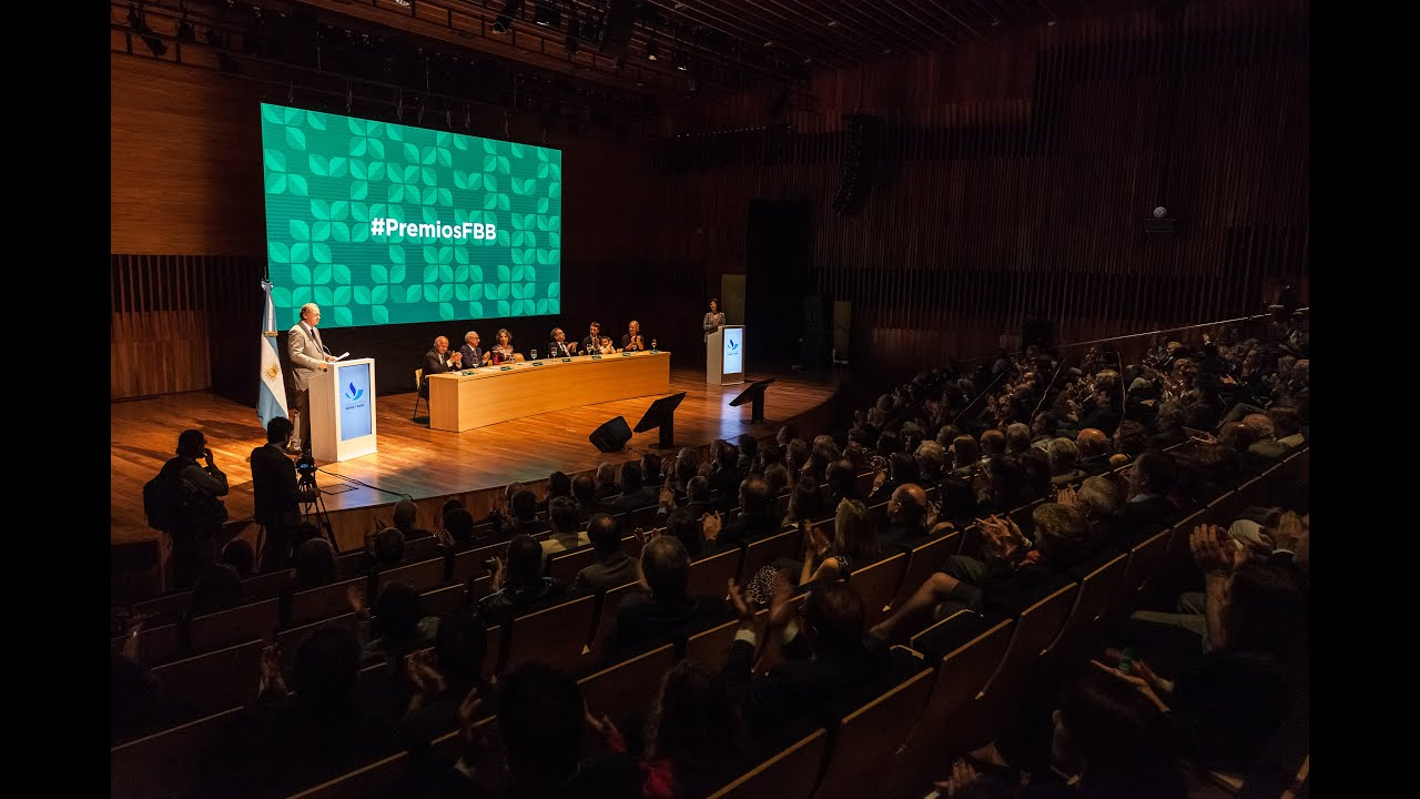 Entrega de Premios Científicos Fundación Bunge y Born 2019 - Ecología