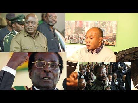 Ba VÉRITÉS ya somo ebimi pona LIWA Mzee KABILA est ce MUGABE ayebaki? ba SOLDAT na biso baza KIDIBA