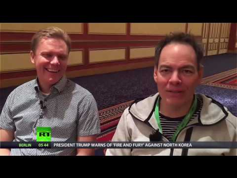 Keiser Report: Bond Market Bubble (E1108)