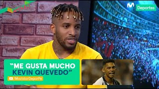 Al Ángulo: Jefferson Farfán recuerda su primer gol y cuenta su gusto por Kevin Quevedo | ENTREVISTA