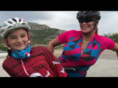 Lisa Christiansen and Melanie Montgomery ~ Comanche Nation Spirit Ride 2017