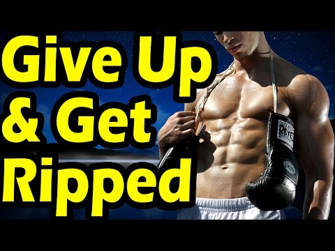 Get Shredded 5 Means Of Effective Weight Loss