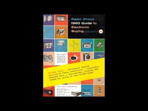 1960 Radio Shack - Guide to Electronic Buying Catalog #85