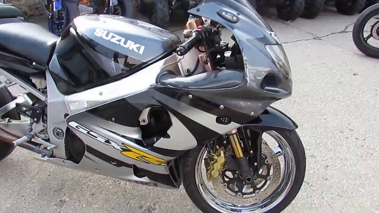 2001 Suzuki GSXR1000 for sale $1,500 U3153