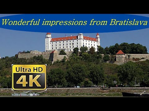 Wonderful impressions from Bratislava (Slovakia) – 4K
