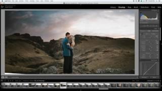 Film Edit with Lightroom using LXC preset