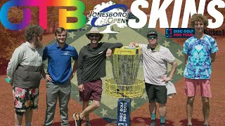 OTB Tour Skins #25 | F9 | Disc Side of Heaven | The Jonesboro Open (Race Drone)