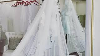Velos y Mantillas de novia
