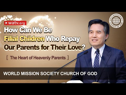 The Heart of Heavenly Parents ▶Ahnsahnghong, God the Mother