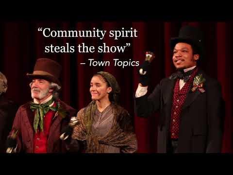 A Christmas Carol 2017 Trailer - McCarter Theatre