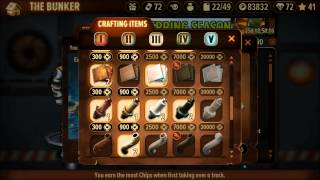 Trials Frontier Resources: Parts