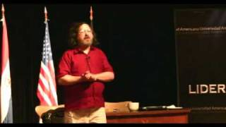 Stallman en Paraguay: La ética del software libre