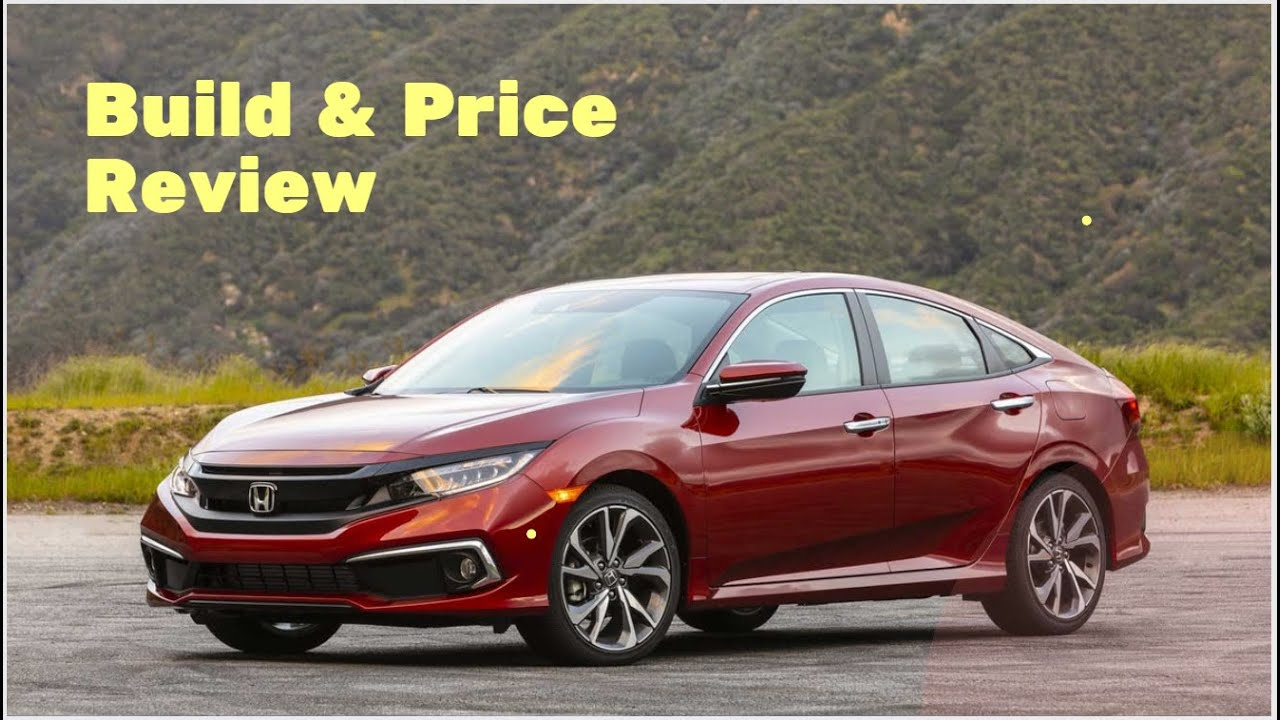2020 honda civic ex sedan with body kit build price review configurations colors interior youtube 2020 honda civic ex sedan with body kit build price review configurations colors interior