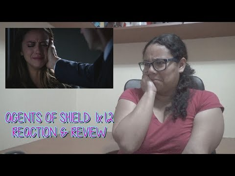"""Marvel's Agents of SHIELD 1x12 REACTION & REVIEW """"Seeds"""" S01E12 