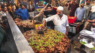 جولة أكل الشوارع في باكستان 🇵🇰 - لاهور Street food tour in Pakistan - Lahore