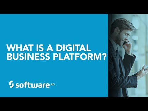 What is a Digital Business Platform?