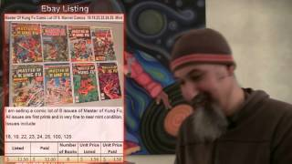 Let's Check out the Comic Book Collection I Bought on Ebay, Box 2 - ASMR - Daredevil, Comic Haul #1b