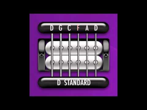 Perfect Guitar Tuner (D Standard)