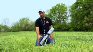D.t. Systems Super Pro Remote Dummy Launcher