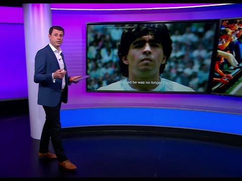 مارادونا يطالب جمهوره بمقاطعة فيلم وثائقي عن حياته.  - 18:54-2019 / 5 / 21