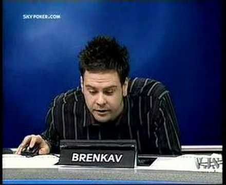 Scott Robinson (of Five) on SkyPoker, 9 Mar 07 - part 3 of ...