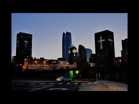 Oklahoma City Bricktown Christmas 2016